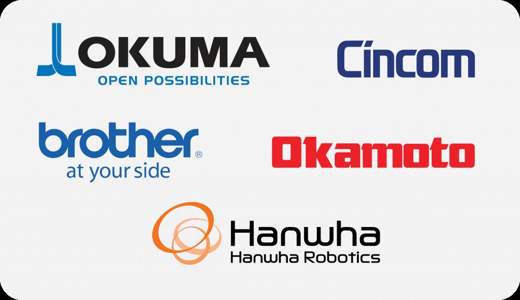 Branduri mașini unelte CNC în portofoliul GreenBau Tehnologie