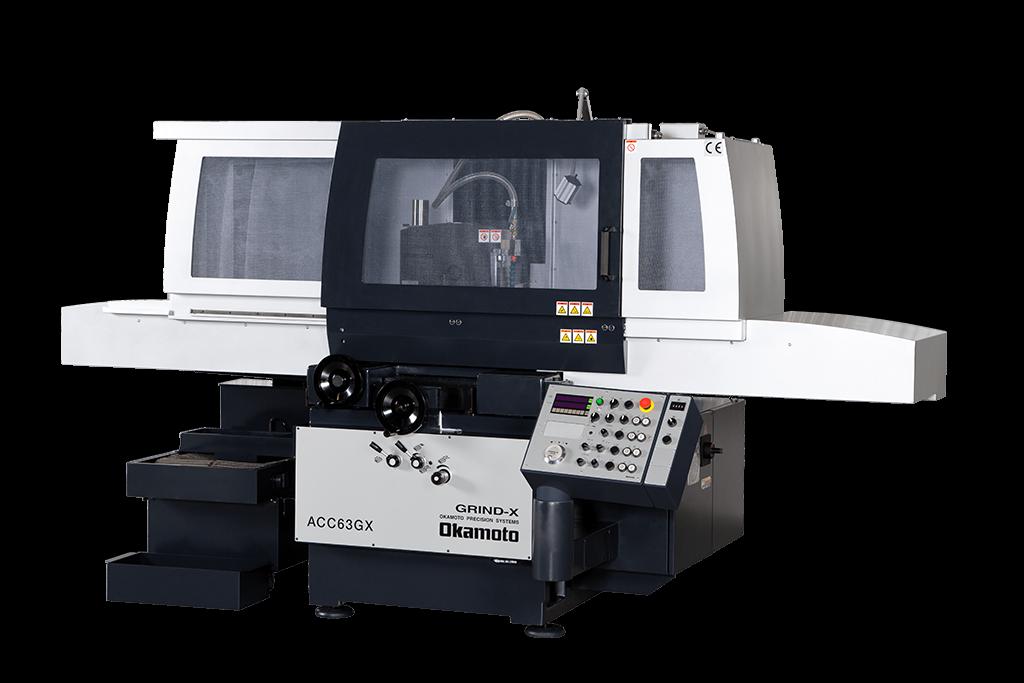 Mașină de rectificat plan CNC - Okamoto ACC GX