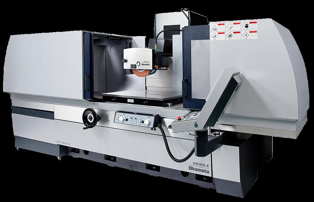 Mașină de rectificat plan CNC - Okamoto ACC CA/CAIQ