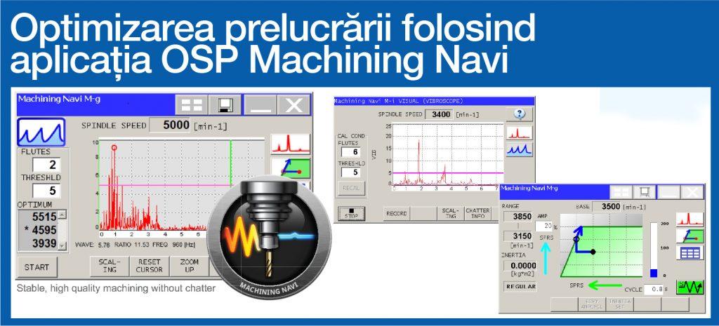 tehnologii inteligente de prelucrare - Machining Navi