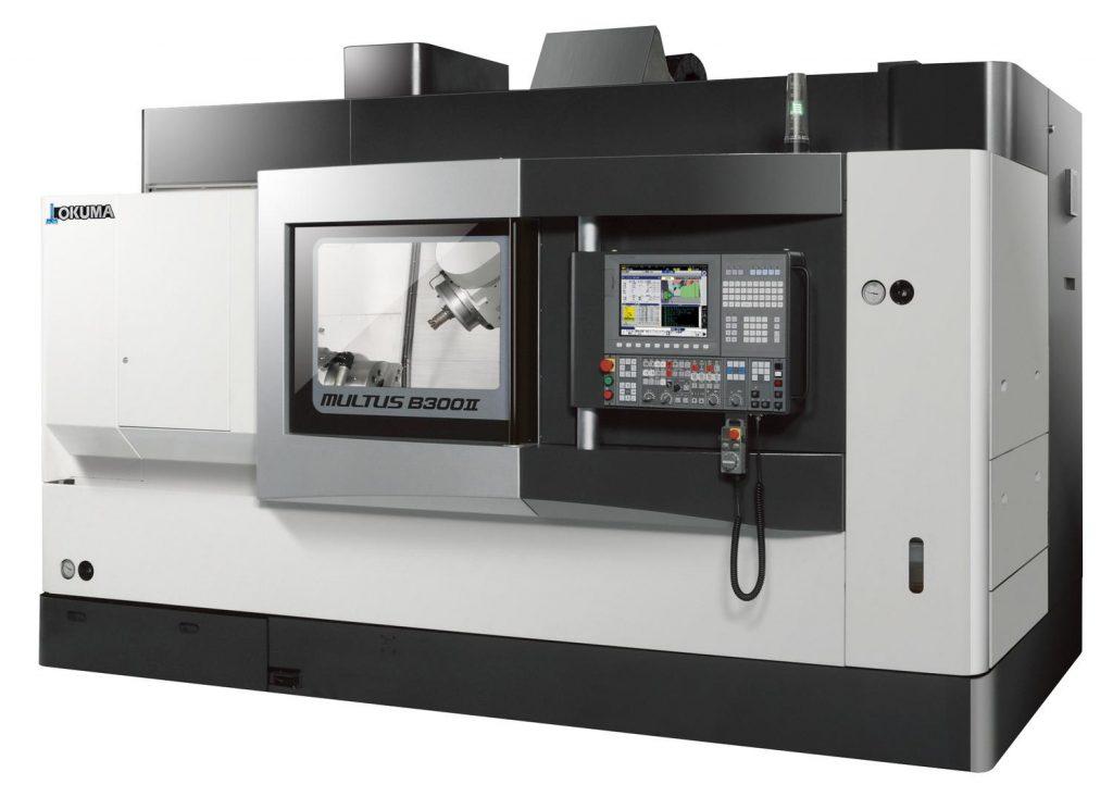 Strung multifuncțional CNC Okuma Multus B300II