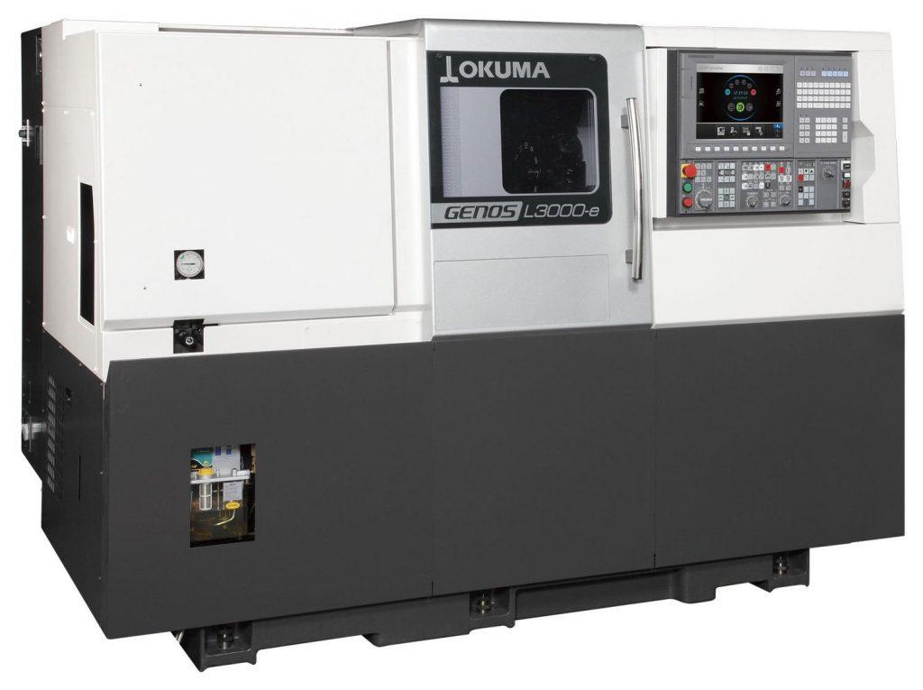 Strung CNC Okuma GENOS L3000-e