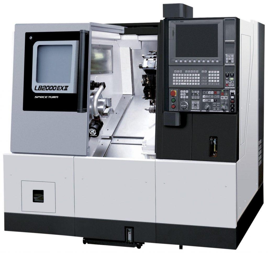 Strung Orizontal Okuma LB3000 EXII