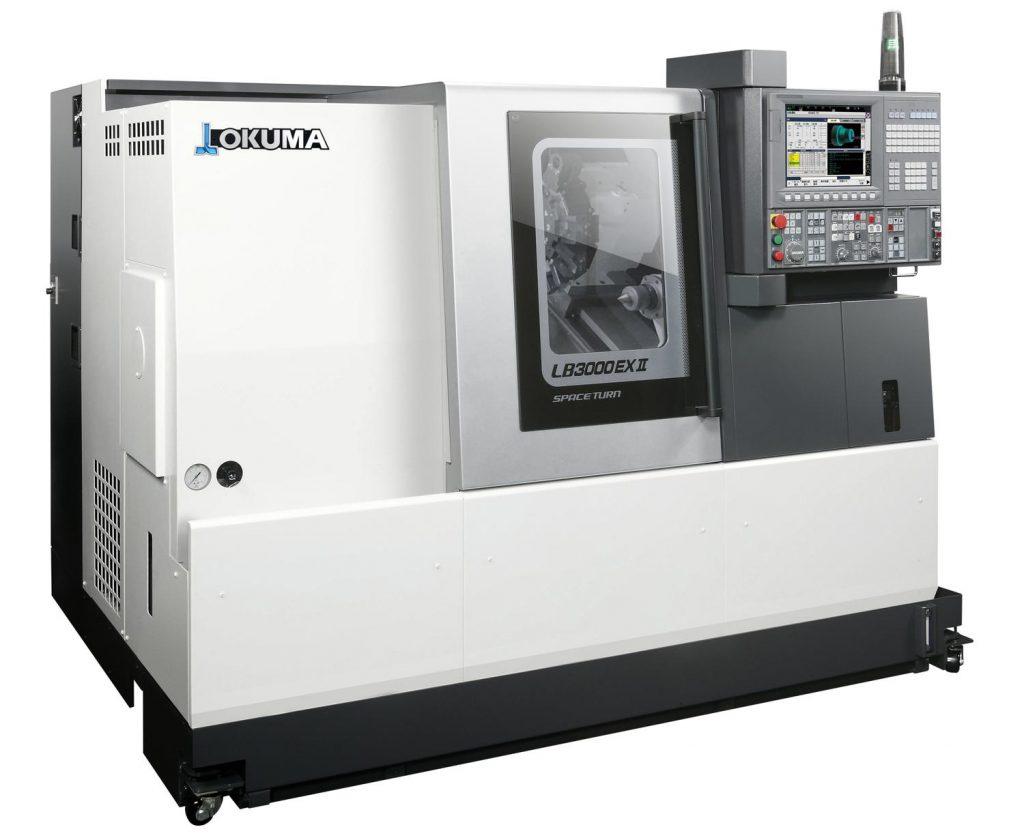 Strunguri CNC orizontale - Seria LB-EXII