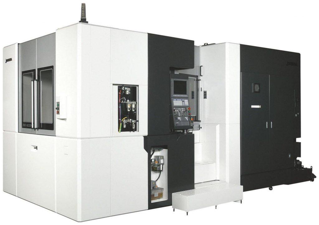 centre prelucrare CNC orizontale - Okuma Seria MA-HII