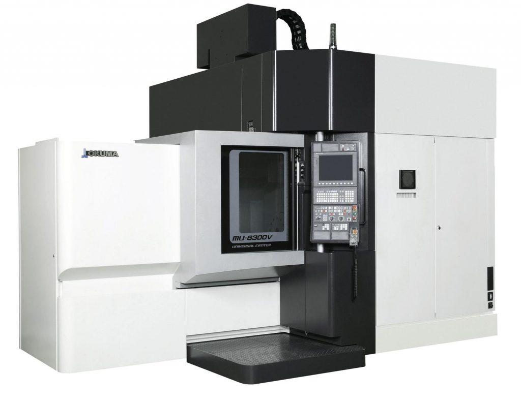 centru prelucrare în 5 axe - OKUMA MU-6000V