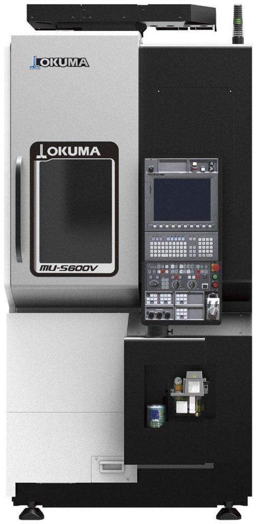CNC în 5 axe - OKUMA MU-S600V