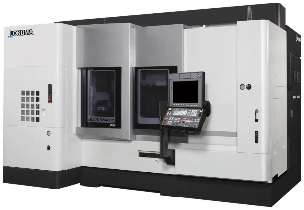 Okuma CNC Laser EX - Seria MULTUS U