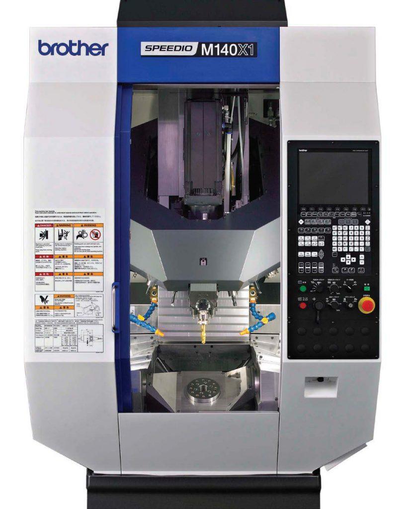 Centru vertical CNC Brother Speedio M140X1