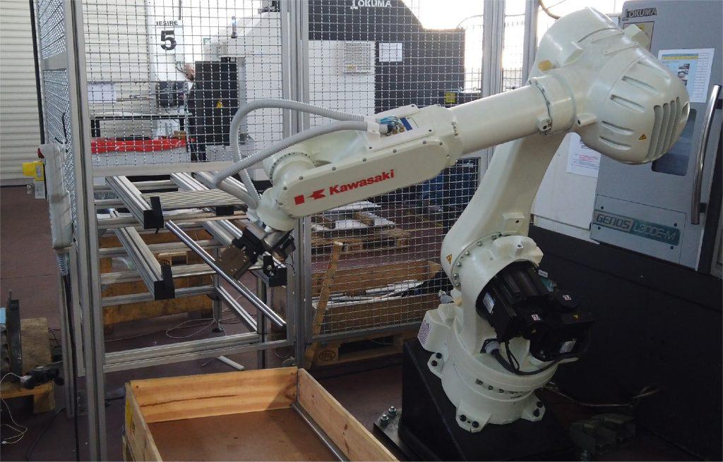 Celulă robot GreenBau - Nimet fig.1