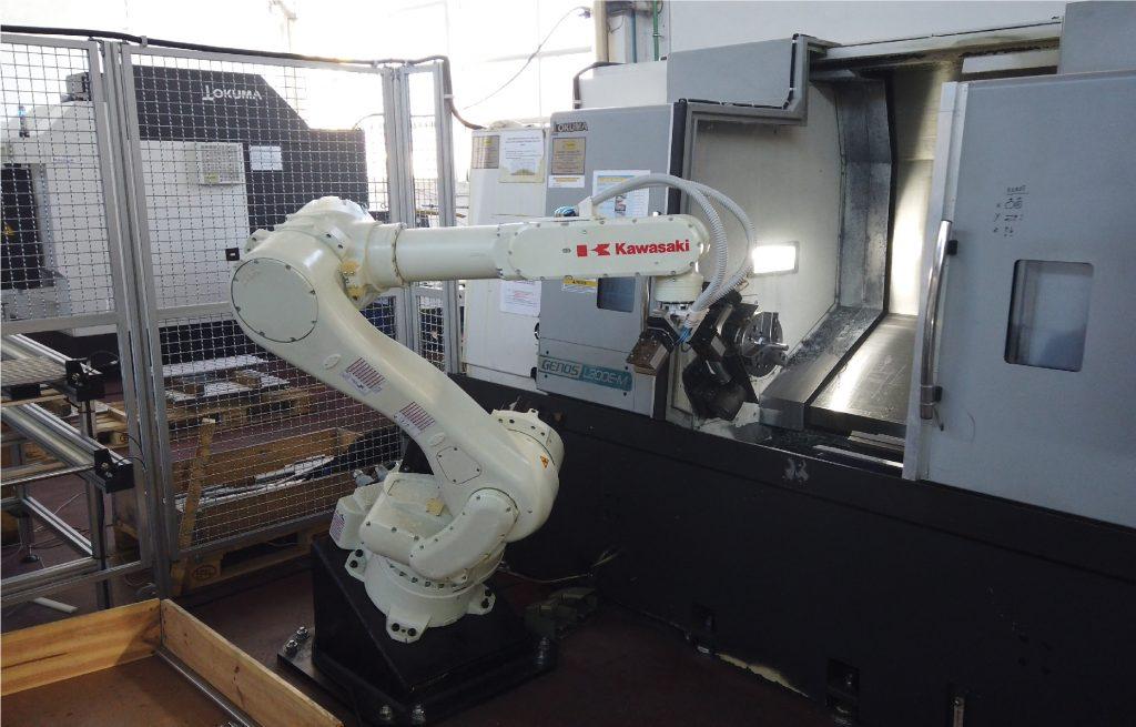 Celulă robot GreenBau - Nimet fig.2