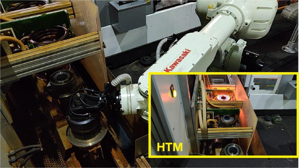 Celulă robot GreenBau - Prodima fig.2