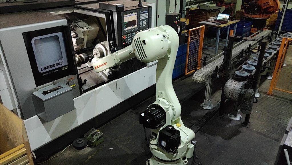 Celulă robot GreenBau - Prodima fig.3