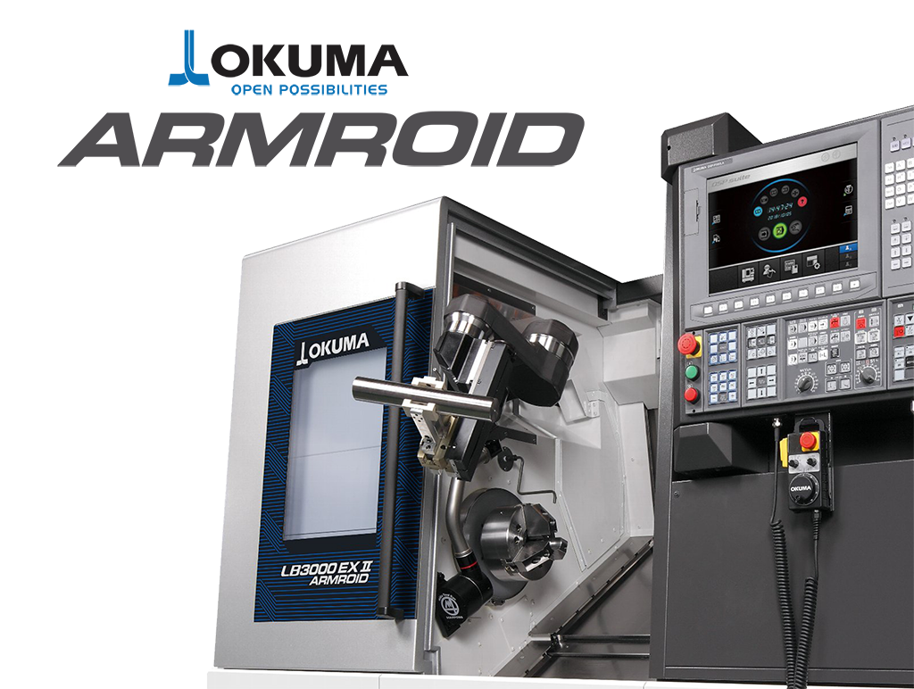 Okuma robot integrat ARMROID small