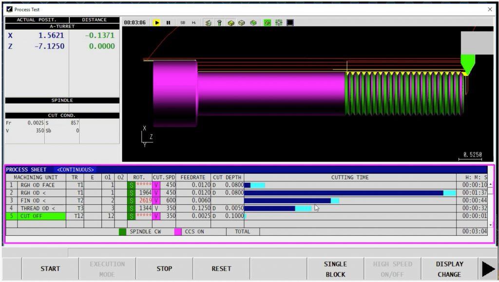 Programare conversațională intuitivă - Advanced One Touch IGF