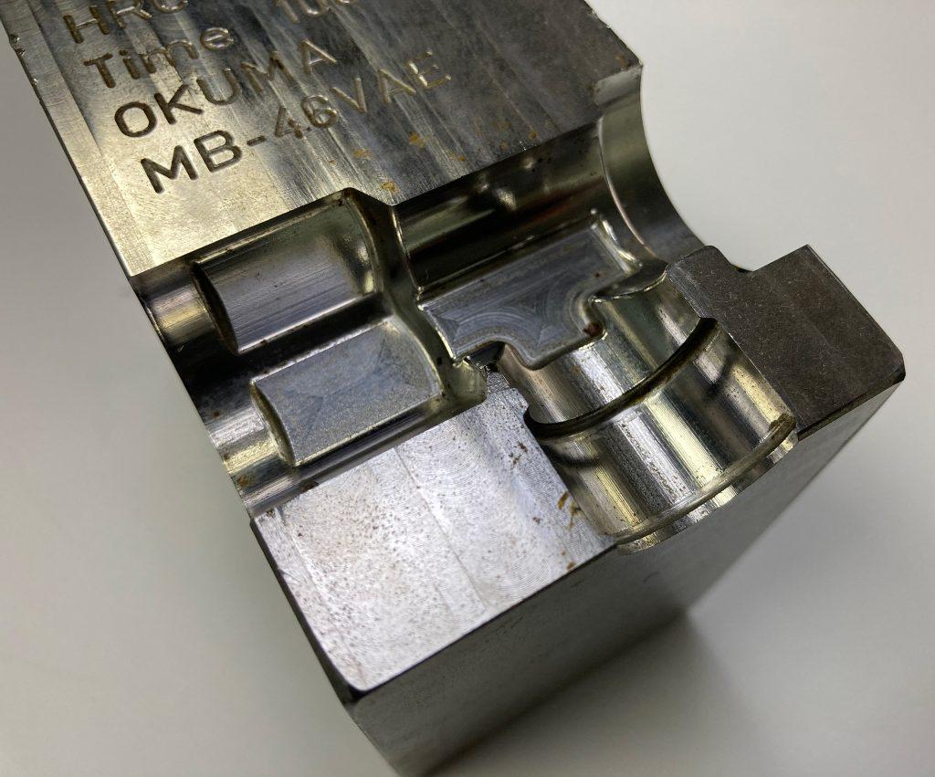 Soluții de prelucrare matrițe - OKUMA MB-46VAE