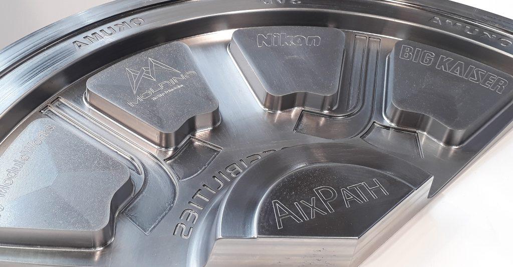 Okuma Laser EX, Copiere matriță prin scanare 3D