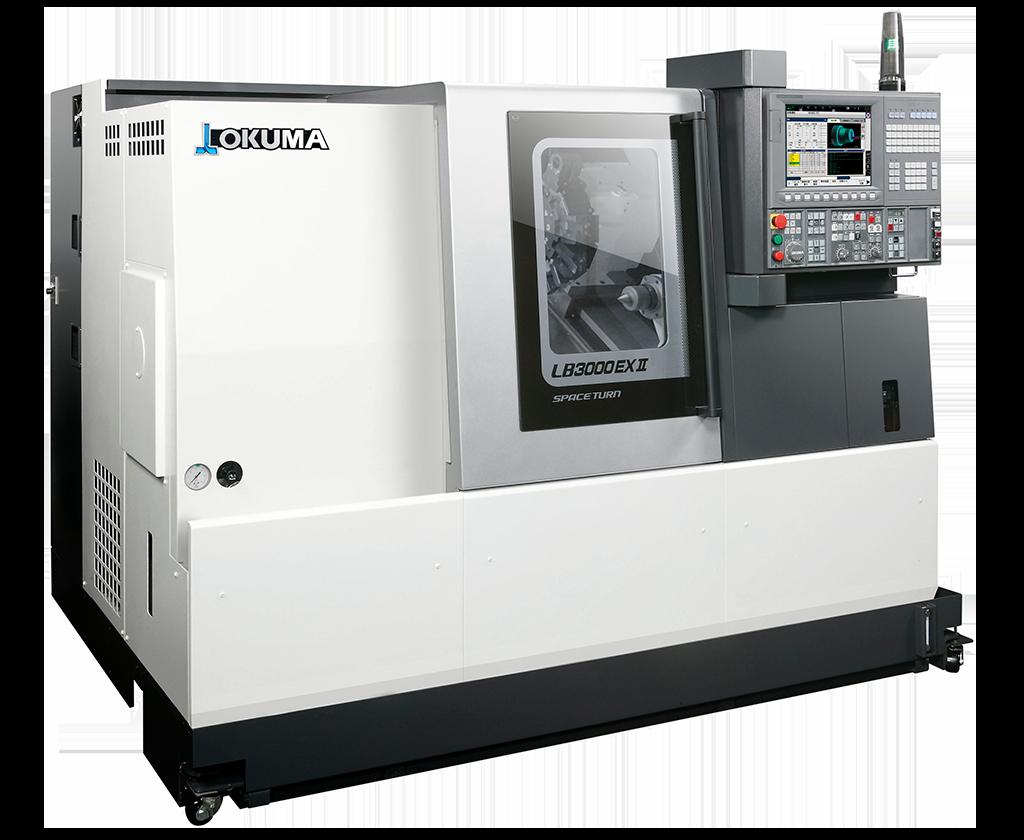 Strung CNC orizontal Okuma LB3000 EXII