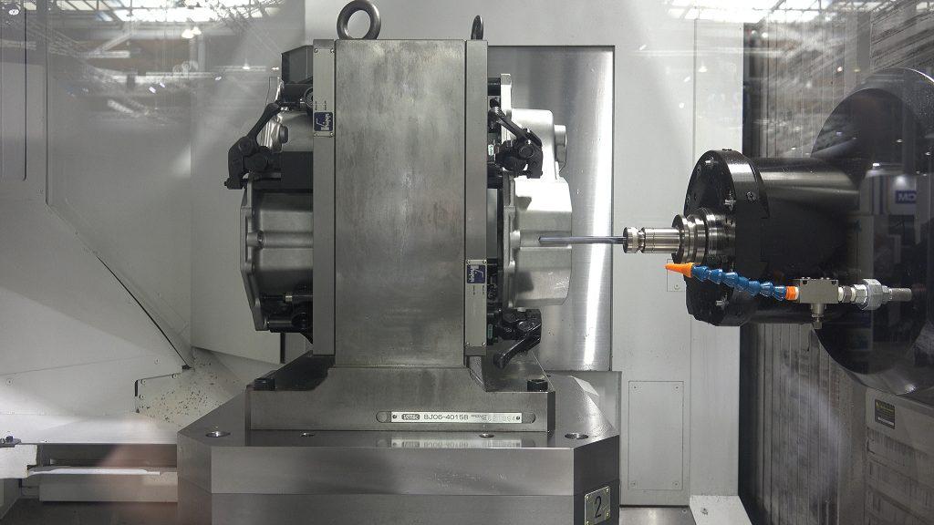 Okuma MB-5000HII EMO 2019 - soluții prelucrare industria auto