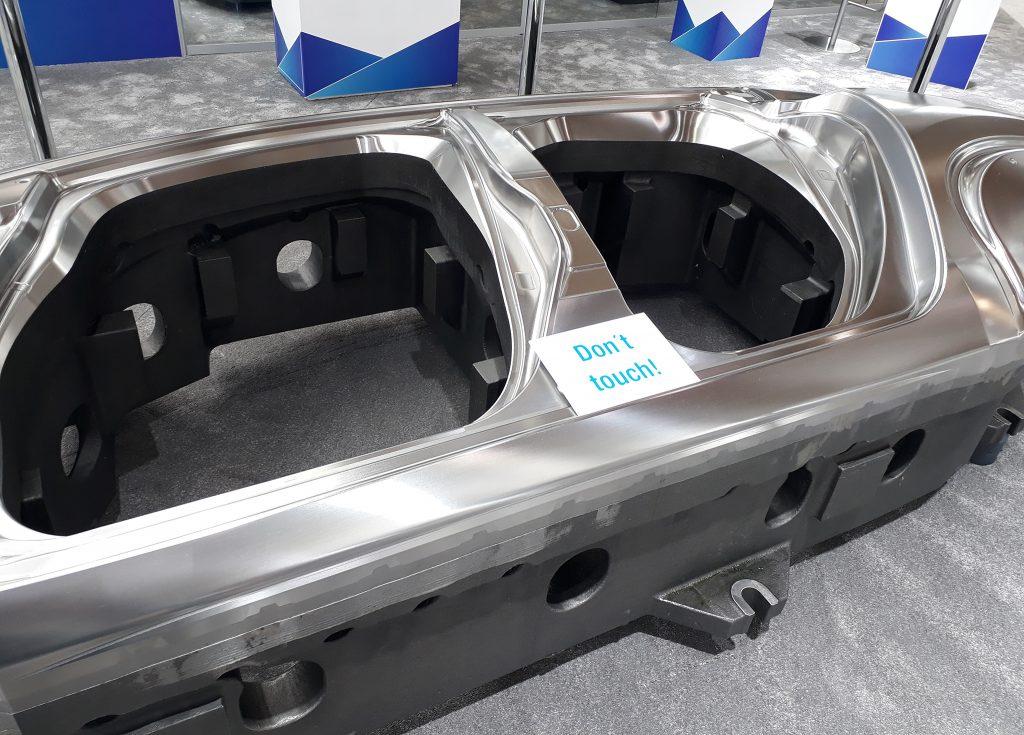 Okuma MCR-S EMO 2019 - soluții prelucrare industria auto