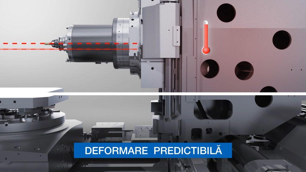 Structura Tip Box, Thermo-Friendly Concept, compensare deformare termică