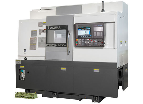 GENOS L3000-e(MYx400) cu frezare pe axa Y (opțional)