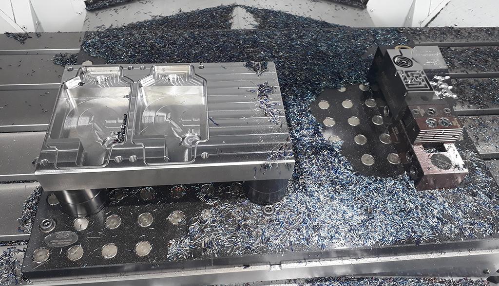 Okuma GENOS M660-VE - prelucrări multiple