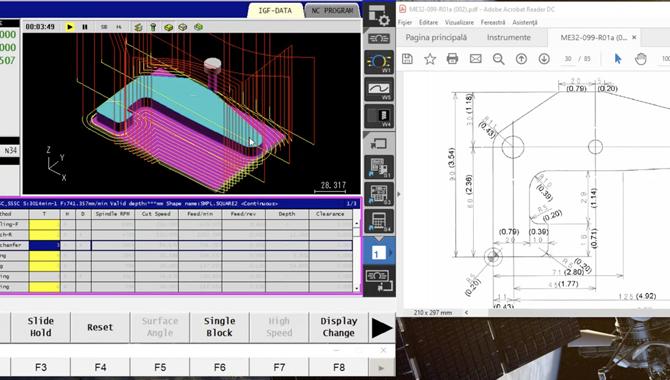 Demo Metal Virtual 24-28 MAI 2021 - Programare conversațională pe centru de prelucrare CNC OKUMA