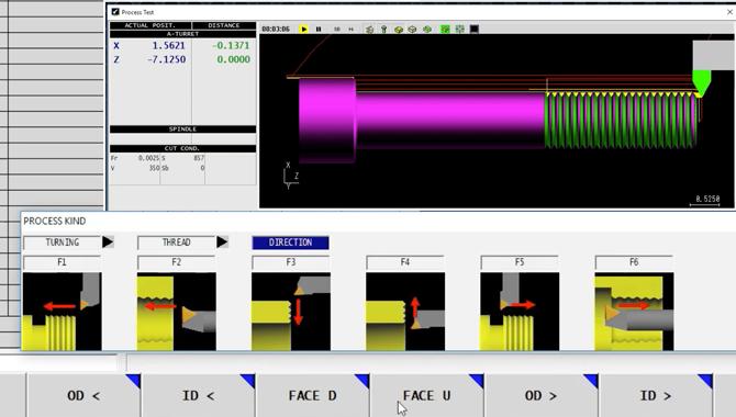 Demo Metal Virtual 24-28 MAI 2021 - Programare conversațională direct pe strungul CNC OKUMA