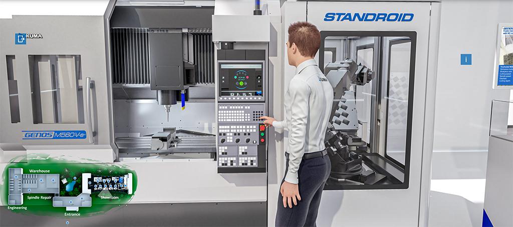 Showroom-ul virtual este asamblat pe baza datelor 3D de design a mașinilor