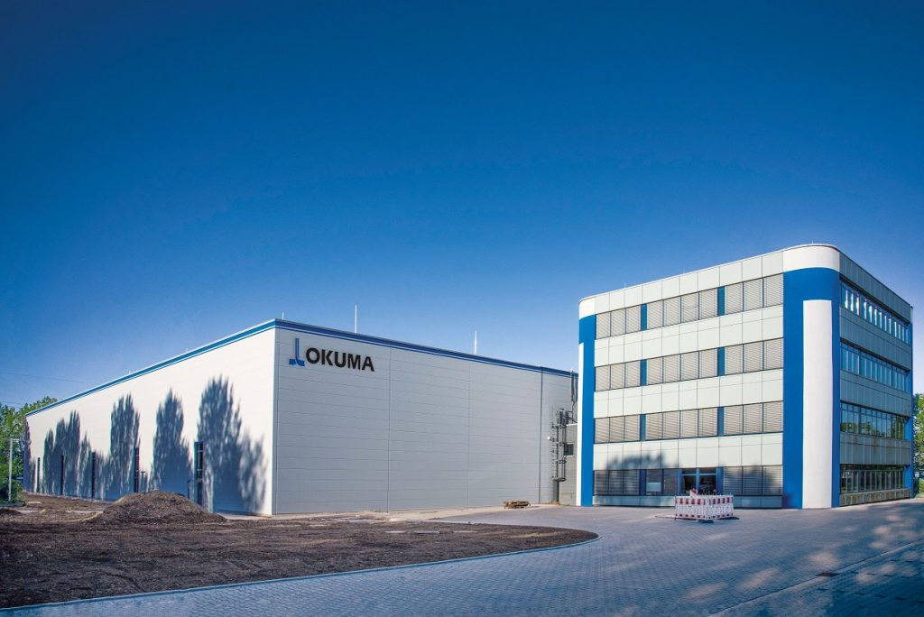Okuma Europe Gmbh - Noul centru de inginerie